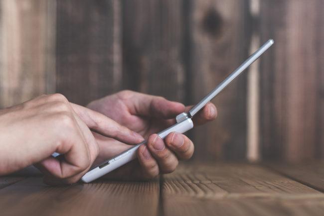 法人携帯として使えるワイモバイルのガラケーのご紹介